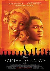 Capa do filme Rainha de Katwe