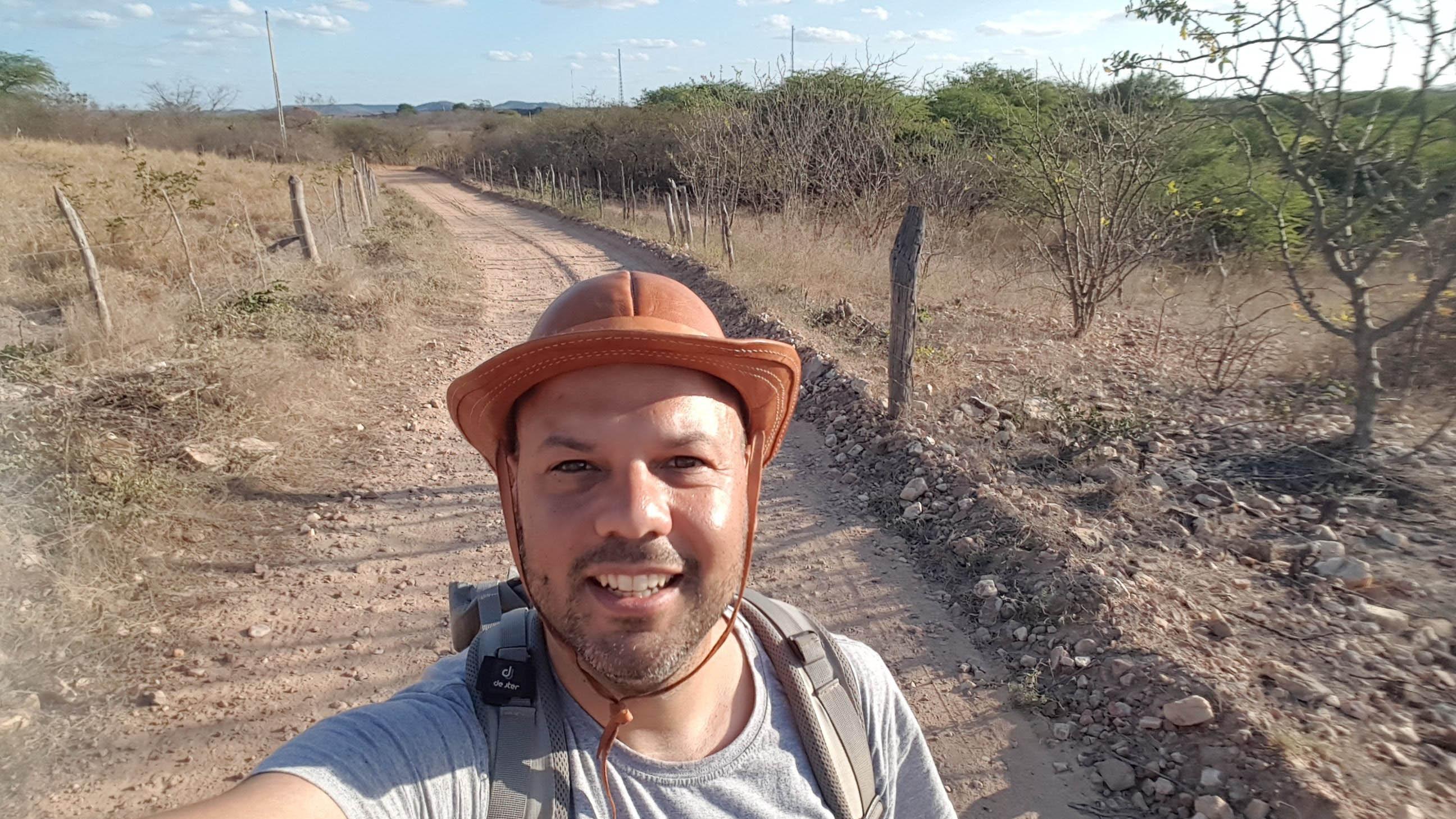 caminhando no sertão
